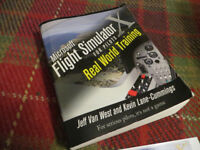 Flight Simulator Training Manual plus Magazines & Guide, Stick & Rudder Book, Take-Offs & Landings
