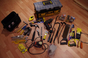 Assortment of used tools (lot)