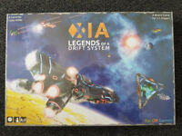 Xia: Legends of a Drift System board game New and sealed