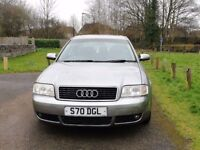 Audi A6 1.9 TDI SE Automatic 2004, MOT TIL OCT 17 - Great runner, could use a little cosmetic TLC