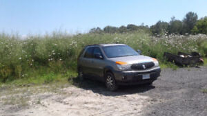 $800 or best offer 2002 Buick Rendezvous