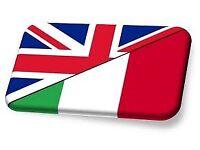 Language Exchange My Italian for your English