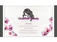 Nail and beauty treatments