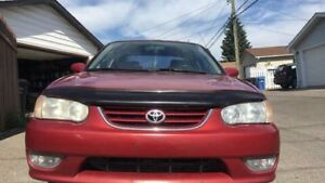 Toyota Corolla 2001 Need gone ASAP