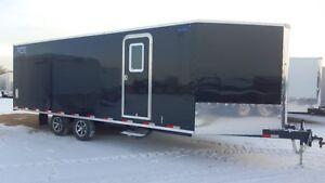 2017 RoyalCargo XRARSMT60-826-78 Enclosed Snowmobile Trailer