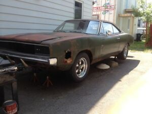 1968 Dodge Charger Xtreme Resto Project Edition - Complete Car