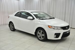 2012 Kia Forte KOUP 5SPD COUPE w/ BLUETOOTH, HEATED SEATS, USB/A