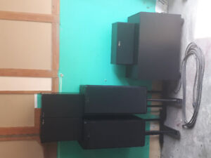 Nuance home theatre system