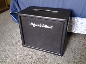 Hughes & Kettner TM112 Speaker Cab in mint condition.