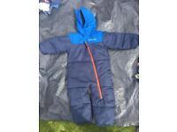 Snow suit 18-24 months