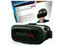 Stealth VR headsey