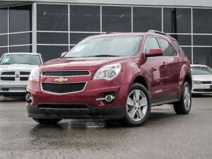2012 Chevrolet Equinox 2.4L AWD| Pioneer Sound System| Heated Le