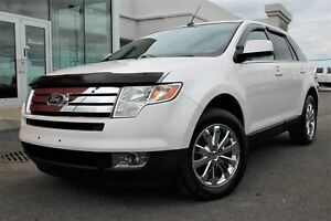 2009 FORD EDGE LIMITED AWD+CUIR BEIGE+MAGS