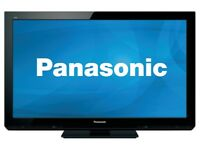 Panasonic 42 inch TV HD Ready 600Hz with Freeview HD built in, 2 x HDMI, SD Card Slot, not 40 43 39