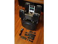 Logitech Z-5500 / Z5500 / 5.1 Surround Sound PC Speakers