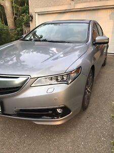 2015 Acura TLX Elite V6
