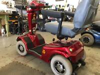Rascal mobility scooter 6 mph