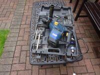 PowerCraft 1500W SDS hammer drill