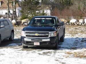 2011 Chevrolet Silverado 1500 Pickup Truck