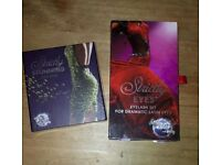 Brand New Strictly come dancing look book and eyelash set