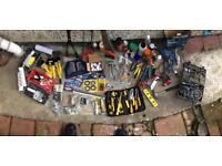 Assorted tools LOT
