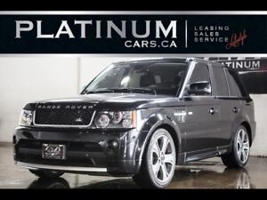 2012 Land Rover Range Rover Sport HSE, AUTOBIOGRAPHY,