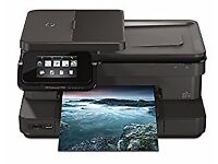 FREE to Good Home All in one HP 7520 Printer / Scanner / Copier & Fax