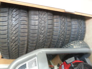 195/55r/16 Hankook All season Tires