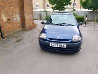 RENAULT CLIO 1 2 WITH ONLY 50000 MILES FROM NEW BRILLIANT PERFECT DRIVE