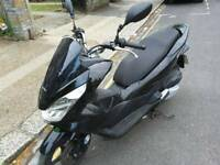 honda pcx 125 excellent condition only 1499 no offers