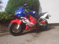 Honda CBR600F 20000 miles CBR Yamaha R6 Thundercat Kawasaki Ninja ER6F Suzuki GSXF GSXR Bandit 600