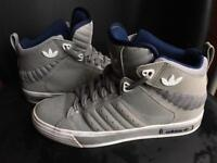 Adidas male shoes for sale barely used!
