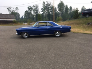 1966 Acadian Canso