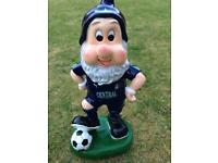 Falkirk Football Club, hand painted gnome