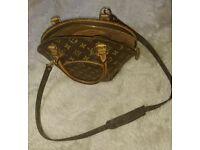 Genuine Louis Vuitton Ellipse Bowling Bag