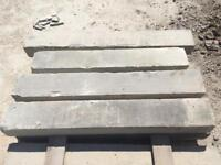 Reclaimed stone lintels heads and cills