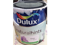 Silk Emulsion Paint - Violet