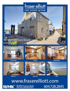 Waterfront living at an affordable price!