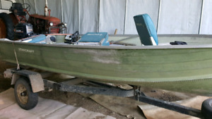 14 foot stair craft boat