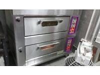 2 Door large professional oven
