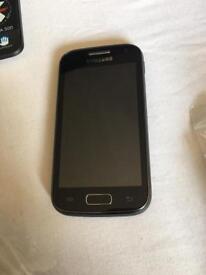 Samsung galaxy ace 2 black good condition
