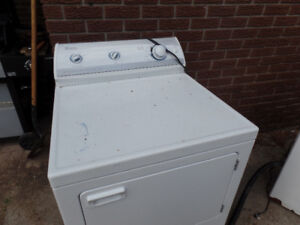 MAYTAG PERFORMA GAS DRYER- working condition