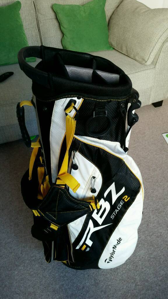 Taylormade Rbz Stage 2 Golf Stand Bag