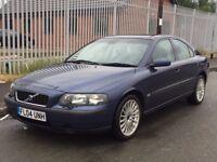 VOLVO S60 2.4 DIESEL FULLY LOADED. LONG MOT CLEAN CAR