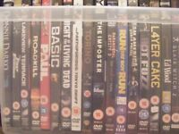 DVD'S/BOXSETS/JOB LOTS.