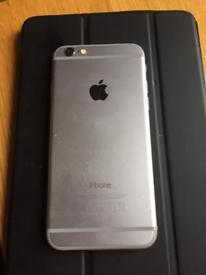 iPhone 6 unlocked to any network 16 Gb