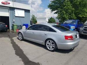 2007 Audi S6 V10 AWD ECHANGE,FINANCEMENT,GARANTIE