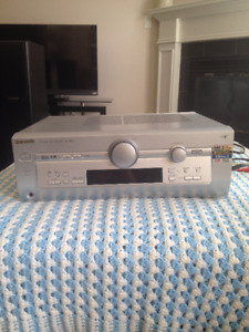 Stereo Receiver & Speakers