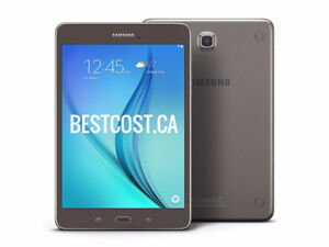 Galaxy Tab-A 8'' Samsung 16GB Android N 7.1 - Titane SM-T350N
