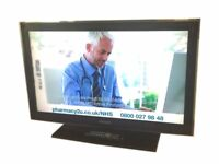 SAMSUNG 37 LCD TV, FREEVIEW **